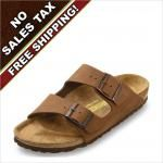 Birkenstock Arizona Sandal Mens Cocoa
