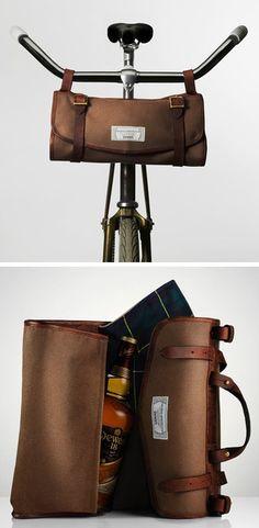 creative bike bag