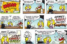 Hagar the Horrible Comic Strip for September 08, 2013 | Comics Kingdom