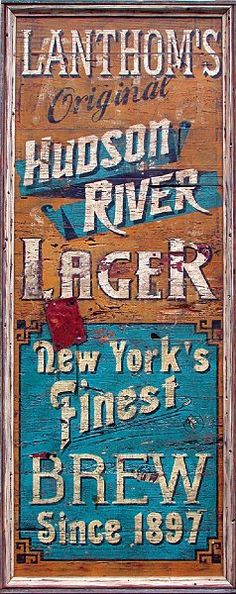 CLICK HERE TO GET AWESOME Vintage Beer Signs http://clockworkalphaonline.com/general-advertising/beer/