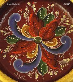 Tazón de fuente Rojo Borde De Oro #7BR | Artesanías, Arte y artesanías para el hogar, Pintura tole y decorativa | eBay!