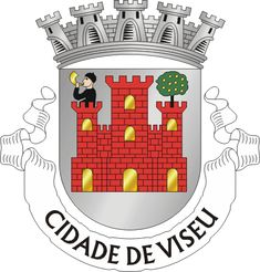 Municipality of Viseu, Viseu, Portugal (Area 507.1 Km²) #Viseu #Portugal (L17908)