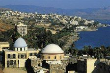 Tiberias, Israel - The Sea of Galilee....I've been there to walk where  Jesus walked
