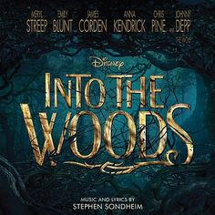 Into the Woods (OST cover)