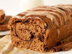 100% Whole Spelt Cinnamon Raisin Bread | texanerin.com
