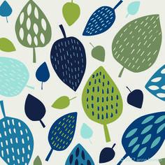 Anne Bomio surface pattern design