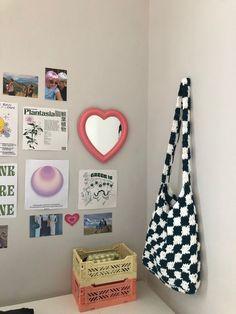 Pastel Room Decor, Indie Room Decor, Cute Room Decor, Aesthetic Room Decor, Room Design Bedroom, Room Ideas Bedroom, Bedroom Inspo, Room Ideias, Chambre Indie