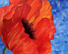30 Excellent but Simple Acrylic Painting Ideas For Beginners - Bored Art
