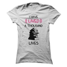 A Thousand Lives LIMITED T Shirts, Hoodies. Get it now ==► https://www.sunfrog.com/LifeStyle/A-Thousand-Lives-LIMITED.html?57074 $19
