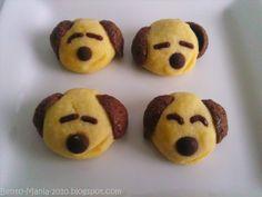 Heute kommt das Rezept zu den niedlichen Hunde-Keksen, die ich für Jellys  Birthday-Give-Away-Bento  gemacht habe. Ich finde diese Kekse ein...