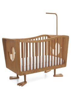 Cradle designed by Amélia Tarozzo - Milan Design Week 2015.