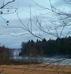 October 2017, western Finland, Kauhava
