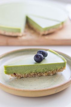 This Raw Matcha Cheesecake that I am sharing with you today is from Jules Galloway's signature program,Shiny Healthy You - Fatigued to Fabulous in 12 Weeks.