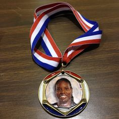 If you can't get Olympic medal, consider making your own (lol)