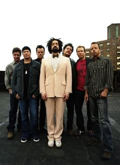 adam duritz....Counting Crows