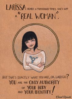 18 Empowering Illustrations to Remind Everyone Who's Really in Charge of Women's Bodies. -CLICK the picture for more!