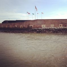 Fort Sumter National Monument in Sullivans Island, SC