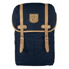 Fjallraven No. 21 Small Rucksack | Navy | FREE UK DELIVERY