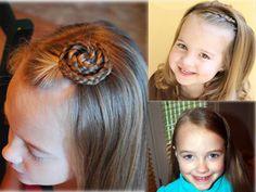 Peinados para niñas paso a paso, fáciles para este regreso a clases.