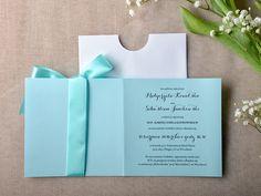 Zaproszenia ślubne glamour 03/epn/z#tiffany #tiffanyblue #motywprzewodni #retro #decorisus #bridelle #wedding #weddingideas #weddinginvitations #wesele #slub #weddingstyle #bridetobe #bridal #zaproszeniaslubne #zaproszenia #invitations #breakfastattiffany's