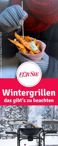 Tipps und Rezepte zum Grillen im Winter Grill N Chill, Kitchen Stories, Grilling, Vegetables, Chic, Delicious Food, Food And Drinks, Christmas Meals, Shabby Chic
