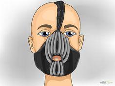 3 Ways to Make a Bane Mask - wikiHow