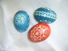 skutinėti dideli kiaušiniai