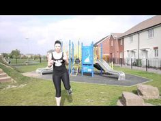 Get Higher Baby - Jump For Roller Derby - YouTube
