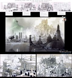 Man Arenas: Back in 2011, My very first visual development for...