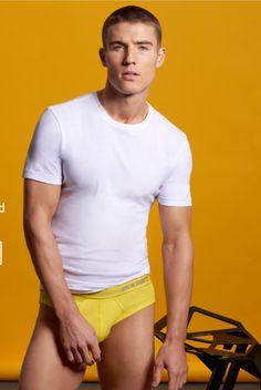 #Yellow #Underwear