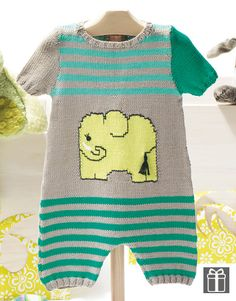 Baby 64 Spring / Summer | 49. 3-12 months. Free pattern in Spanish