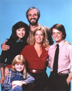 Family Ties.  Alex P. Keaton aka Michael J. Fox