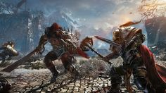 Lords of the Fallen 2 Director Sacked Project Size Reduced