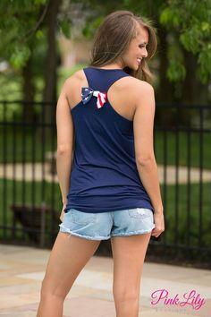 HAVEN GIRL USA Tank