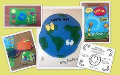 Busy Bee Speech: Earth Day Fun!