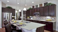 Colorful Kitchen Cabinetry - Better Homes & Gardens
