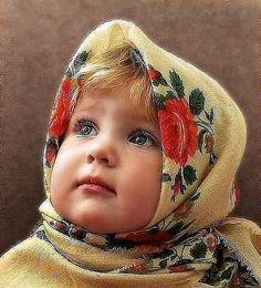 Фотография The Magic Babushka and natural dyed eggs Beautiful Children, Beautiful Babies, Beautiful Eyes, Cute Kids, Cute Babies, Baby Kids, Newborn Photos, Baby Photos, Russian Baby