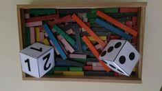 Las regletas es uno de los materiales de educación infantil por excelencia, démosle más de una utilidad distinta. #regletas #recursoeducativo #grafia Math, Games, Control, Montessori, Drink, Food, Kids Math, Addition And Subtraction, Projects