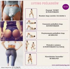 Notice: Undefined variable: desc in /home/www/weselnybox.phtml on line 23 Fitness Workouts, Butt Workout, Fitness Goals, Fitness Tips, Fitness Motivation, Health Fitness, Workouts For Teens, Fun Workouts, Loose Weight
