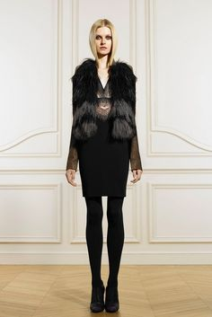 Givenchy Pre-Fall 2009 Collection Photos - Vogue