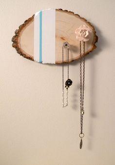 sweetest little jewelry hanger...