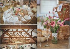 Stephanie and Greg's Homemade Village Fete Wedding. By Helen Lisk