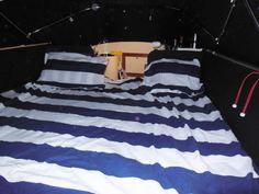 Sloep Midsomer Sylt, master bedroom, haha