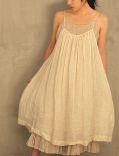 It looks lightweight and airy. This suggests a trend in spring and summer fashion. Dress Skirt, Dress Up, Elisa Cavaletti, Mori Fashion, Quoi Porter, Magnolia Pearl, Inspiration Mode, Mori Girl, Yohji Yamamoto