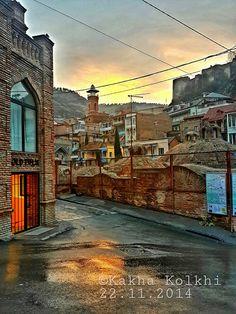 Old Tbilisi. Georgia