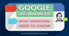 Social Media Marketing Podcast 181. In this episode Christopher Penn will explore Google Tag Manager and the future of analytics.