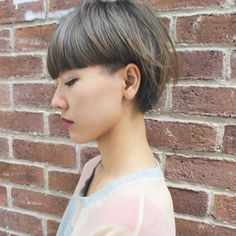 bibito マッシュウルフ✂️ hair NAGAI