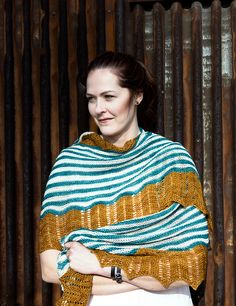 Ravelry: Marrakesh shawl in Madelinetosh Tosh Sock - knitting pattern by Janina Kallio.