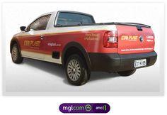 Personalização parcial de frota realizada para a Etiqplast. Alta qualidade desde a impressão até a aplicação - http://link.mgl.com.br/ny69UI