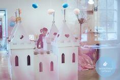 Przyjęcie urodzinowe małej księżniczki. Zaprojektowane przez Wiewiórka i Spółka®